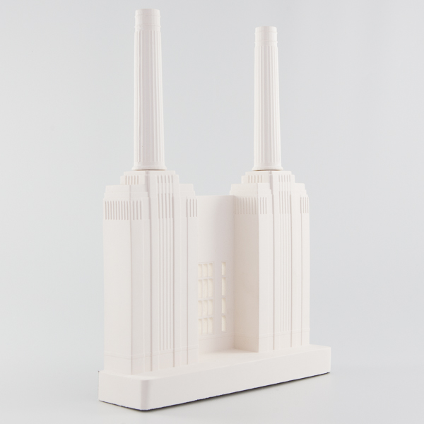 Battersea Power Station Architectural Sculpture by Chisel & Mouse