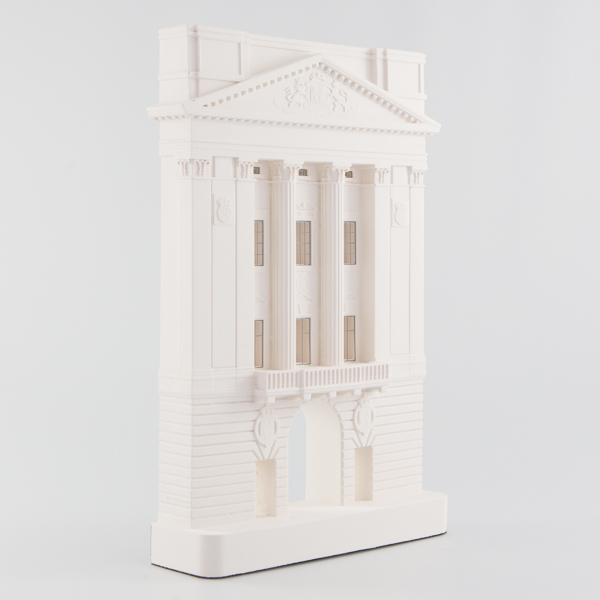 Buckingham Palace Architectural Sculpture by Chisel & Mouse