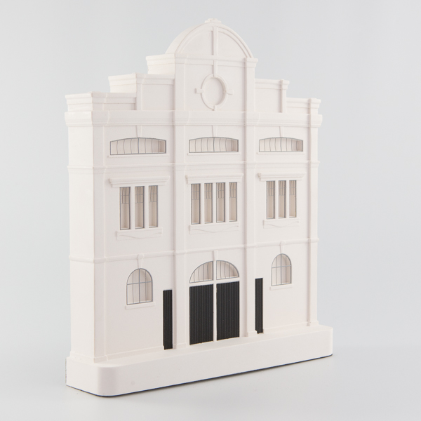 Craven Cottage Architectural Sculpture by Chisel & Mouse