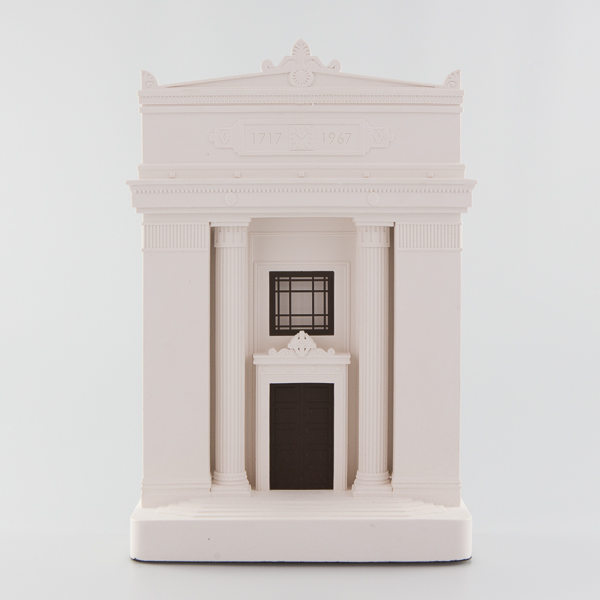 Freemasons Hall Architectural Sculpture by Chisel & Mouse
