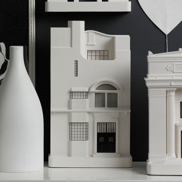 Glasgow School of Art architectural model by Chisel and Mouse
