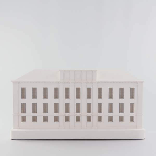 Kensington Palace Architectural Sculpture by Chisel & Mouse