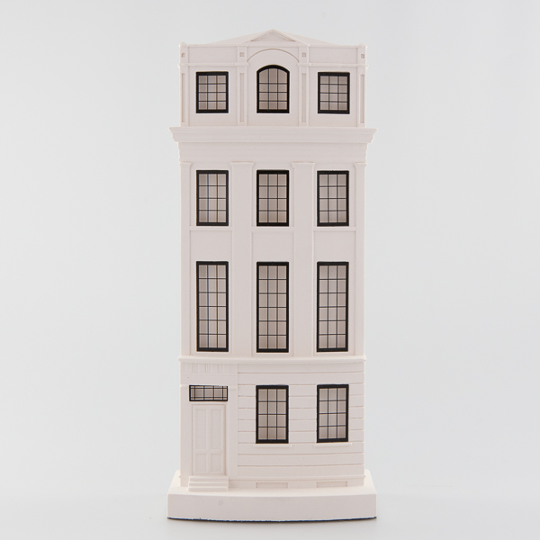Regency Town House Architectural Sculpture by Chisel & Mouse